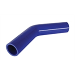 AFCO Silicone Radiator Hoses, 45 Degree, 12 Inch Length