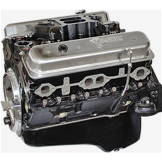 BluePrint MBP3550CT GM 355 Base Marine Engine, Cast Iron