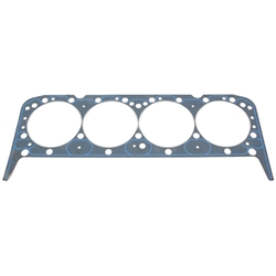 Fel-Pro Gaskets 1043 S/B Chevy Head Gasket, 4.080 Inch Bore, .039 Thick