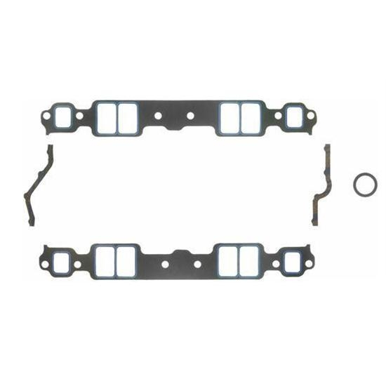 Purchase New SBC Chevy Intake Manifold Gaskets, Stock