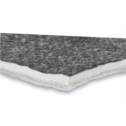 DEi 050113 Under Carpet Lite, Sound Absorbion & Insulation, 54 x 72 In