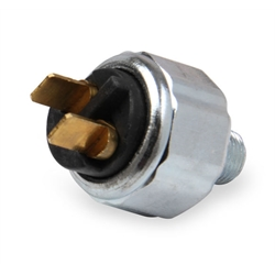 Earls 100186ERL Brake Ligh Switch, Male Terminal, 1/8 Inch NPT