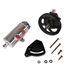 KRC 29010015 Pro Alum SBC Pump Kit, V-Belt, Block Mount, Remote Tank
