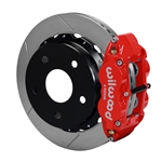 Wilwood 140-13666-R Forged Superlite 4R Rear Parking Brake Kit, 14 In