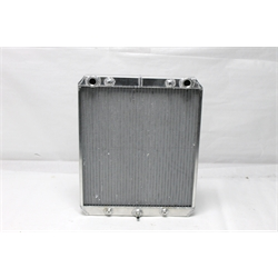 Garage Sale - AFCO 80108NR Dragster/Roadster Double Pass Radiator