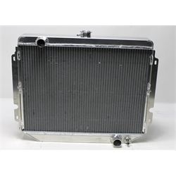 Garage Sale - AFCO Direct Fit 1966-67 Chevelle Aluminum Radiator, No Trans Cooler