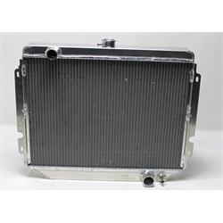 Garage Sale - AFCO Direct Fit 1966-67 Chevelle Aluminum Radiator, No Trans Cooler