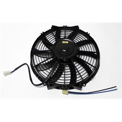 Garage Sale - AFCO 80180 Electric Cooling Fan, 12 Inch S-Blade