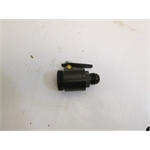Garage Sale - Fuel Shut Off Valve For Fuel Filter, -12 AN