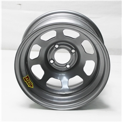 Garage Sale - Aero 55-084530 55 Series 15x8 Wheel, 4-lug, 4 on 4-1/2 BP, 3 Inch BS