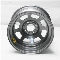 Garage Sale - Aero 55-084530 55 Series 15x8 Wheel, 4-lug, 4 on 4-1/2 BP, 3 Inch BS