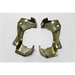 Garage Sale - The Right Stuff CMB01 Front Single Caliper Mounting Brackets, Pair