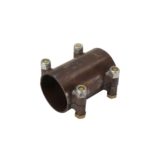 Afco b tube clamp collar inch wide wall
