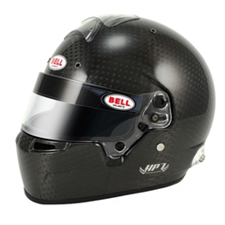 Bell Helmet HP7 Advanced Series Carbon Fiber Racing Helmet, No Duckbill