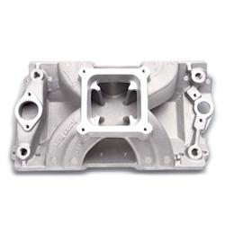 Edelbrock 2859 Victor Glidden 18 deg. Chevy Intake Manifold