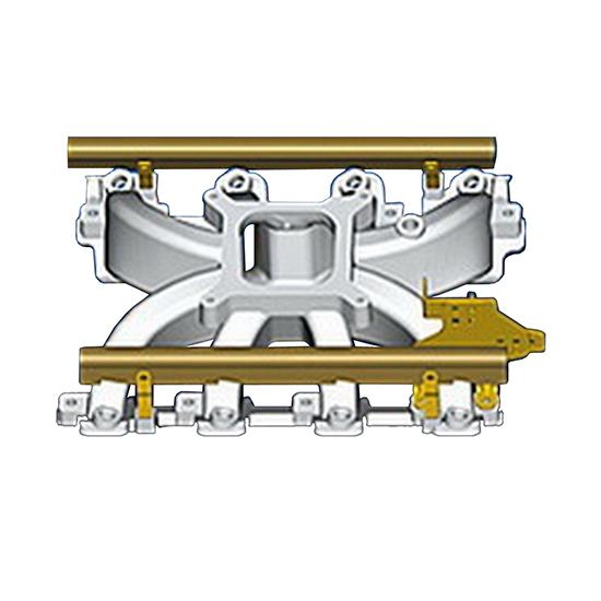 Edelbrock 29086 Victor Jr. LS1 EFI Kit Intake Manifold