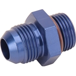 Straight High-Flow O-Ring -6 AN Hose to -6 AN Port Fitting