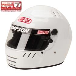 Simpson JR Speedway Shark Helmet