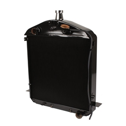 Walker C-481-2 Cobra 1924-1927 Ford Model T Radiator for Chevy Engine