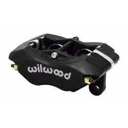 Wilwood 120-11576 FNDL Caliper, 3.50 Inch Mount, 1.38 Piston/1.25 Disc