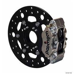 Wilwood 140-11142 BNDLR Midget Sprint Rear Inboard Disc Brake Kit