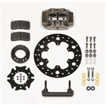 Wilwood 140-11142 Billet Narrow Dynalite Radial Mount Midget Inboard Brake Kit