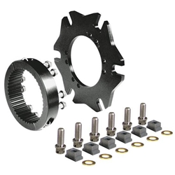 Garage Sale - Wilwood Dynamic Brake Clamp, 7 x 8 Inch Bolt Pattern