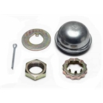 Wilwood 370-10763 C-10 CPP Drop Spindle Locknut Kit