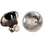Delta 01-1129-LED2 5-3/4 Inch High Beam Headlight System