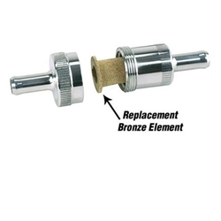 Replacement Bronze Element for Fuel Filter