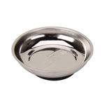 Speedway Mini Magnetic Parts Tray, 4-1/4 Inch Diameter