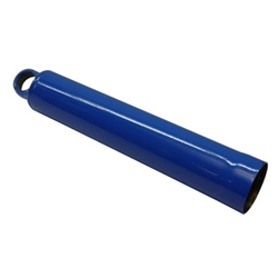 Afco Replacement Steel Body Mono Tube, 9 Inch, Schrader Valve