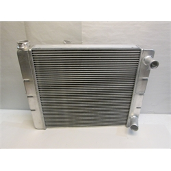 Garage Sale - Speedway 26 Inch Double Pass Aluminum Radiator, Chevy