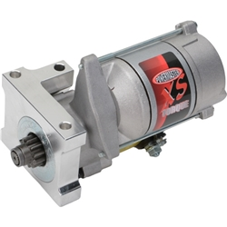 Garage Sale - Powermaster 9526 Chevy Gear Reduction Starter, 168 Tooth, Angled Bolt