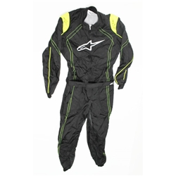 Garage Sale - Alpinestars KMX-9 Adult Kart Racing Suit, Size XL