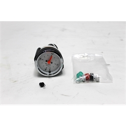 Garage Sale - Auto Meter 1385 White 12 Volt Electric Clock