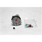 Garage Sale - Auto Meter 1385 White 12 Volt Electric Clock