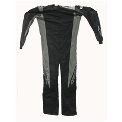 Garage Sale - Alpinestars GPT 2-Layer Racing Suit, Black Size Large (54)