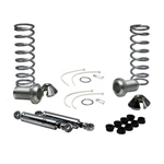 Carrera BKR 11-95 Front Coilover Shock Kit 375 Rate, 10.3 Inch Mounted