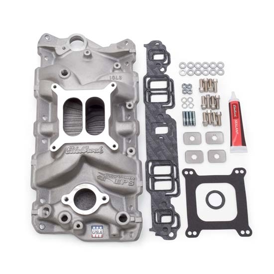 Edelbrock 2040 Intake Manifold Installation Kit, Small