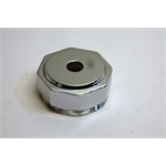 Garage Sale - Total Performance Chrome Hex Radiator Cap