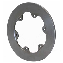 Wilwood 160-3305 Solid Steel Front Drag Rotor, 10.75 x .350 Inch