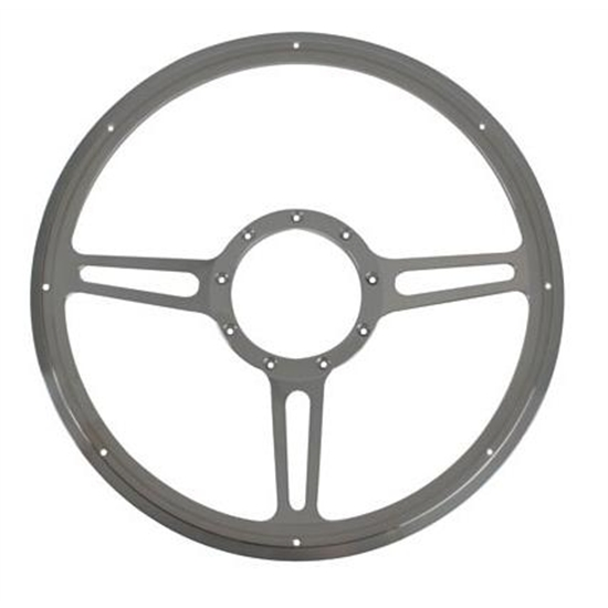 Billet Specialties 30137 Billet Split Spoke Steering Wheel