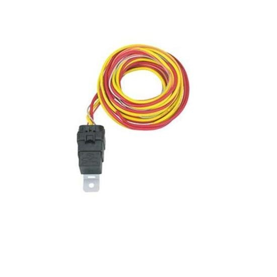 spal fan wiring: spal thermoswitch relay and wiring harness kit