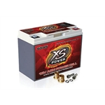 XS Power S545 AGM Battery, S545, 12 Volt, 6.97 x 3.38 x 5.14 Inch