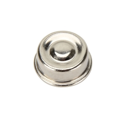 Pedal Car Parts, Murray® Tot Rod End Cap for 3/8 Inch Axle, Chrome