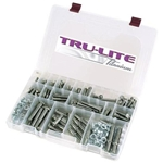 Tru-Lite Titanium Complete Car Bolt Kit, Eagle Chassis