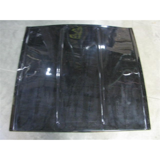 Garage Sale - Fiberglass Late Model Roof, Black