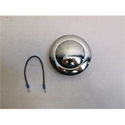 Garage Sale - Chrome Aluminum Horn Button