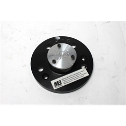 Garage Sale - Mittler Grand National Aluminum Drive Flange, 5-on-5 Inch, Direct Mount